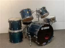 Yamaha Absolute Maple Custom 6 Piece Drum Kit