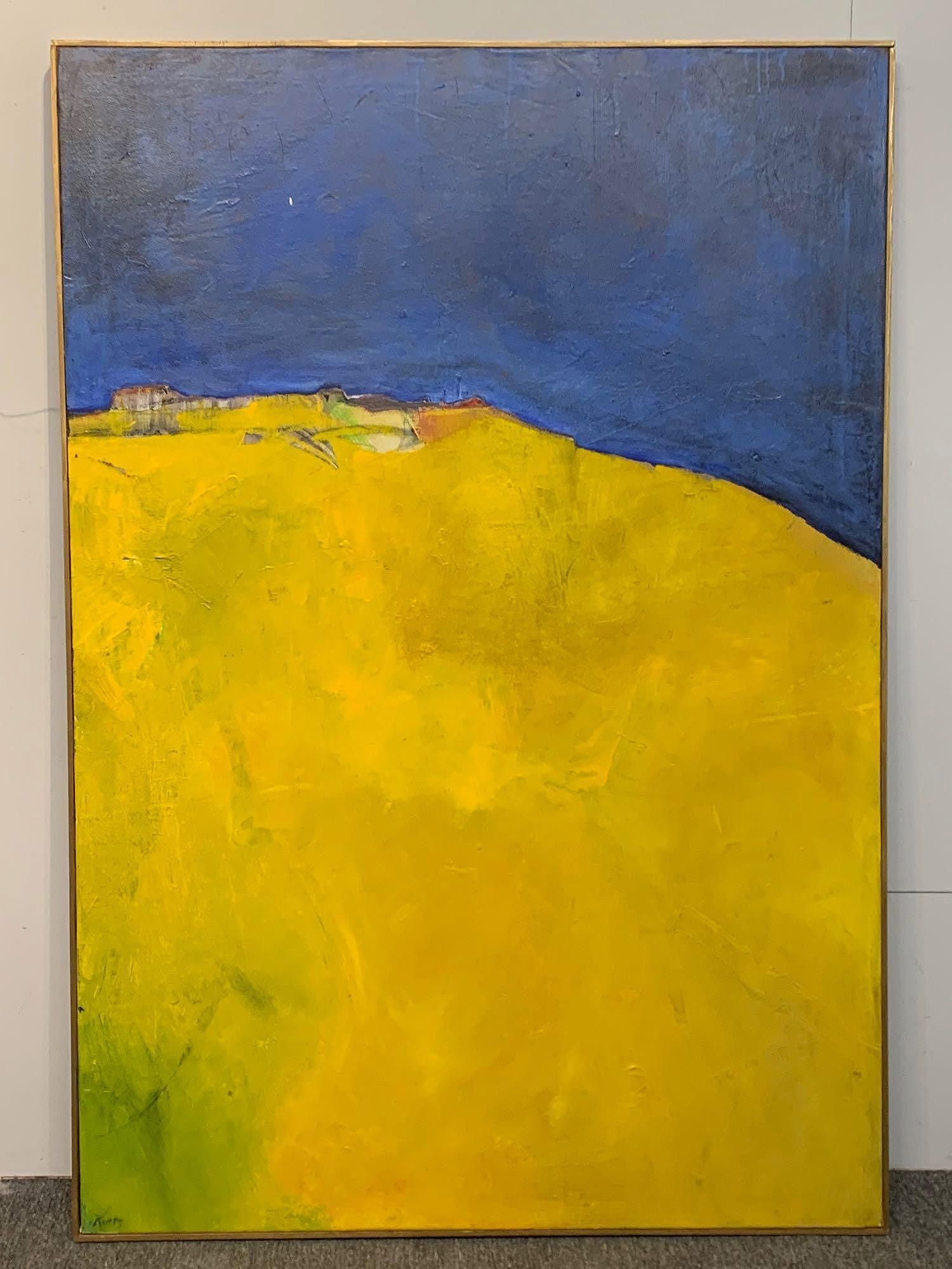 Katherine Kurtz. Acrylic on Canvas, Abstract