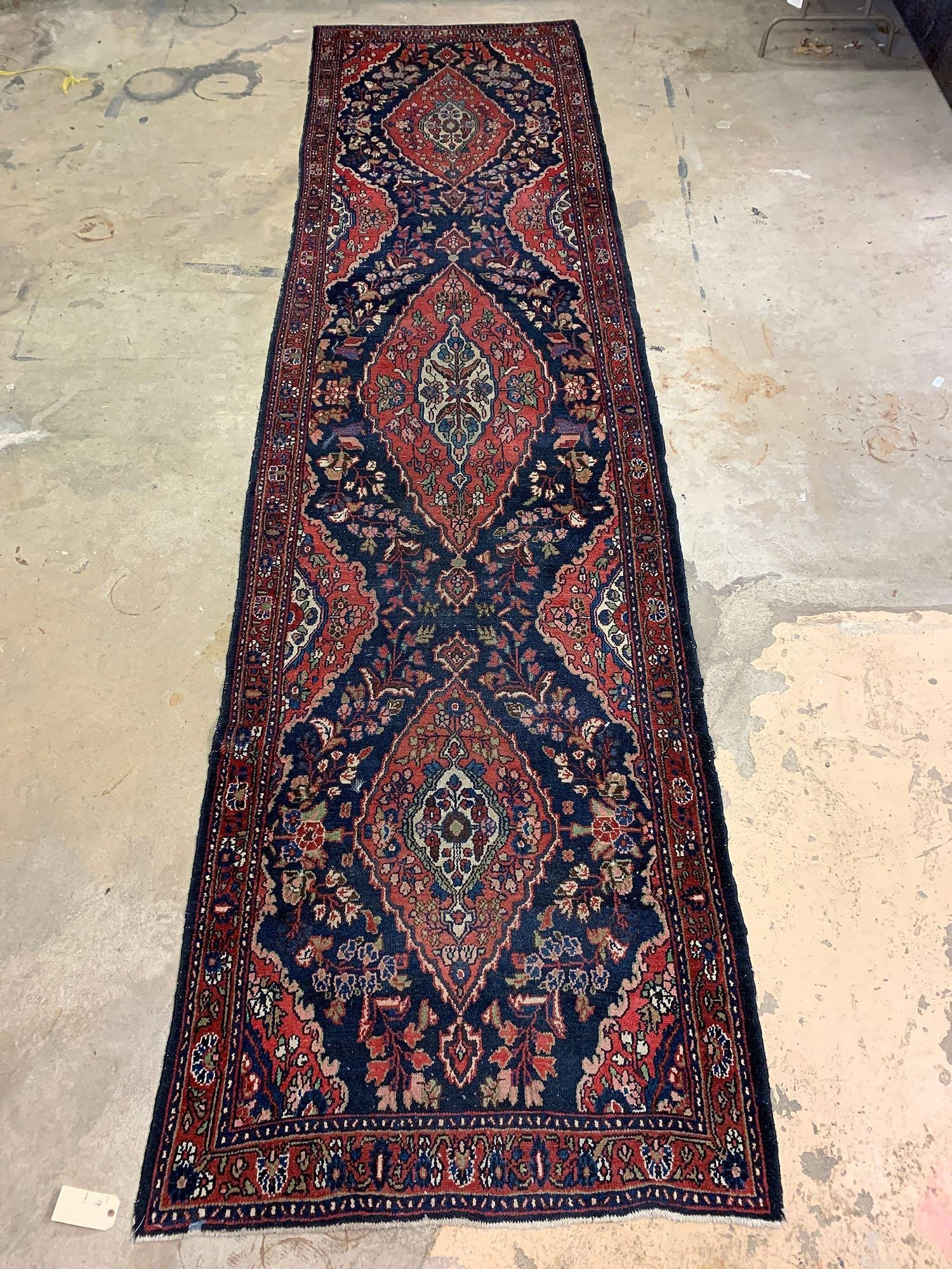 Persian Long Rug, 16ft 5in x 4ft 3in
