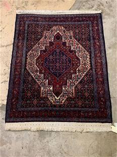 Modern Persian Throw Rug
