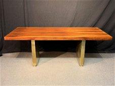 Roger Sprunger For Dunbar Rosewood Desk