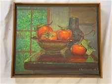Anthony Holdsworth OilCanvas Harvest 1