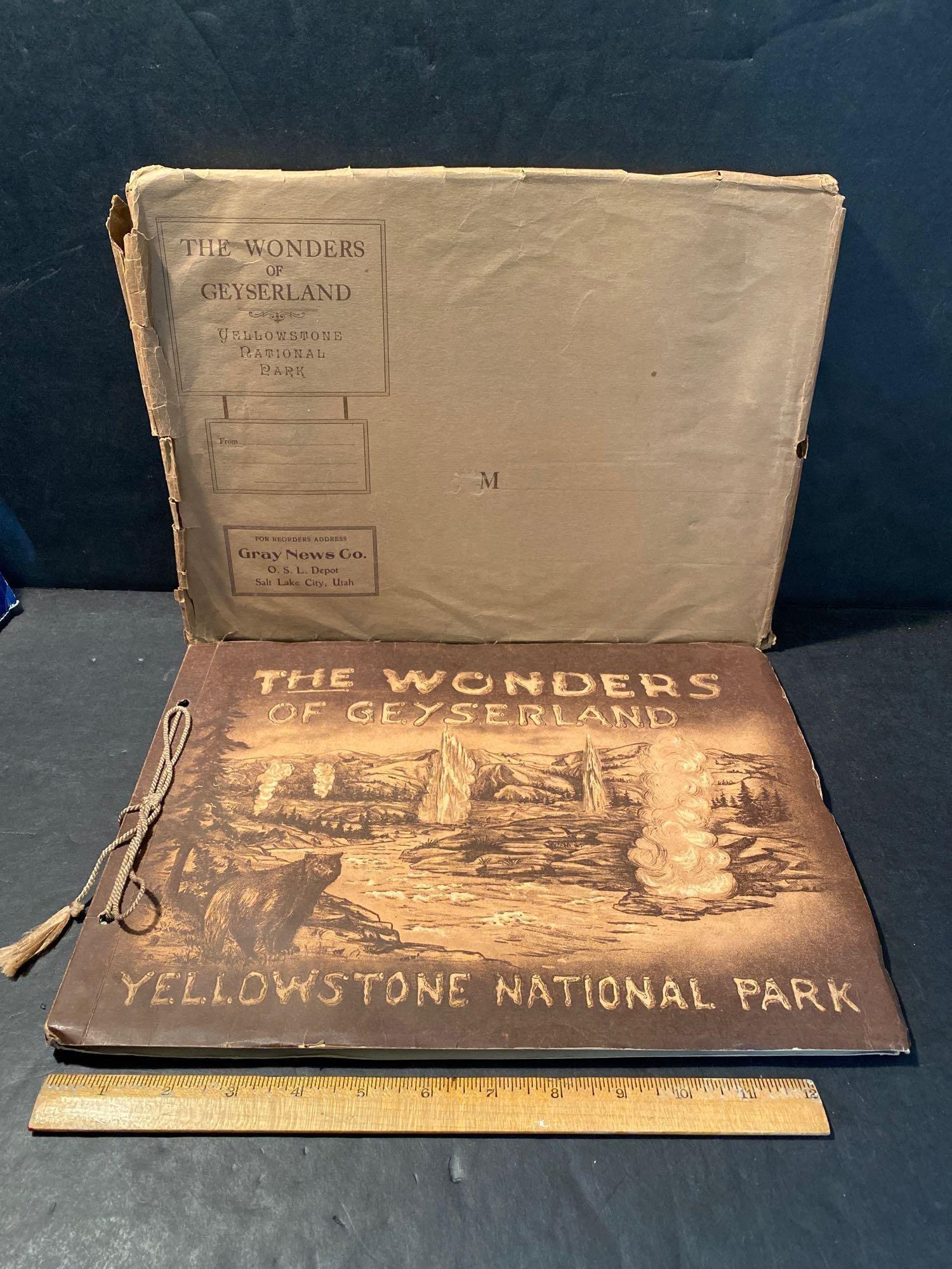 Books: The Wonders of Geyserland
