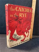 The Catcher in the Rye, First Edition