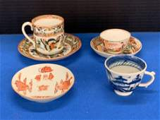 Grouping of Small Chinese Porcelains