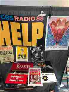 Nine Beatlesrelated Posters