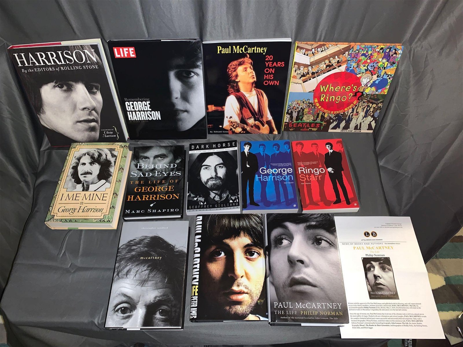 12 Books About the Solo Beatles