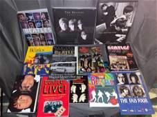 16 Beatlesrelated Books