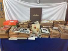 Enormous Beatles Scrapbook Collection