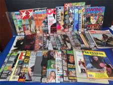 68 Magazines Featuring The Beatles