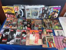 49 Magazines Featuring The Beatles