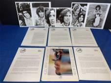 George Harrison Press Kit for 33 1/3 Album