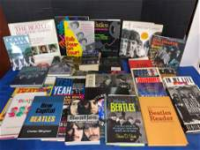 31 Books About The Beatles