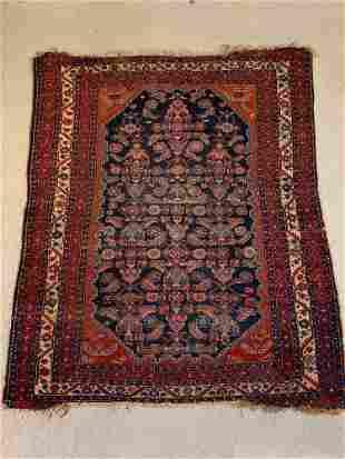 Caucasian Area Carpet, 5ft 10in x 4ft 9in