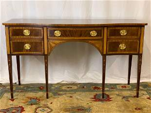 Councill Craftsman Federal-style Sideboard
