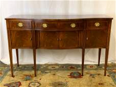 Hickory Chair Federal-style Sideboard