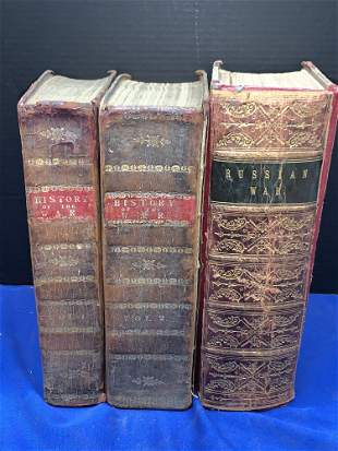 Crimean War and French Revolution Books