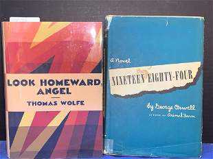 Two Books: Thomas Wolfe and George Orwell