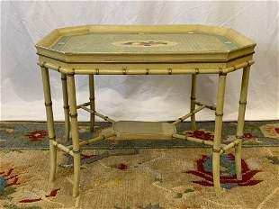 Maitland Smith Regency-style Coffee Table