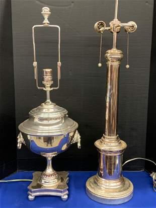 Two Ralph Lauren Table Lamps