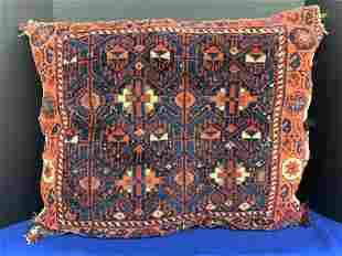 Caucasian Carpet Pillow