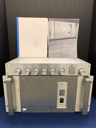 Threshold Preamp and Amplifier