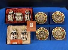 Royal Crown Derby Imari Porcelain Service Grouping