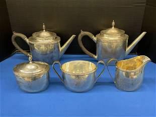 International Sterling Silver Coffee & Tea Service