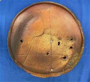 Peter Voulkos. Untitled Pottery Charger
