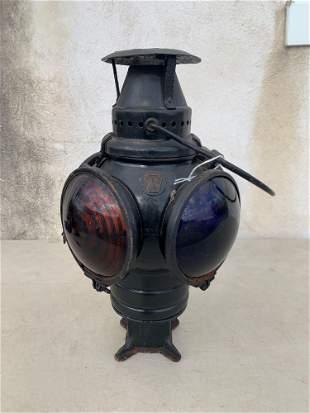 Adlake PRR Signal Lantern