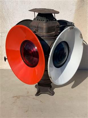 Adlake PRR Signal Lamp
