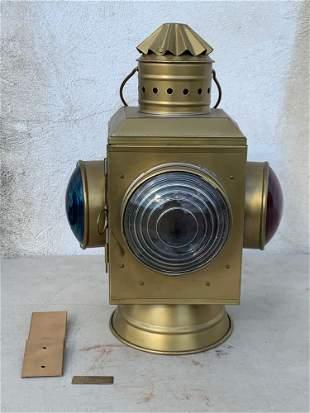 Cyclone Marine Ship's Lamp