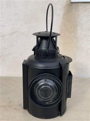 Unmarked Railroad Lantern