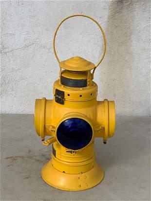 Armspear Railroad Signal Lamp