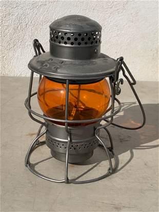 Adlake NKP Railroad Lantern