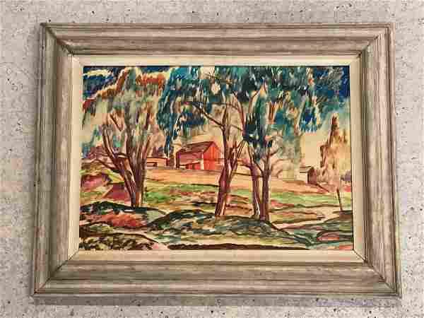 Raymond Edgar O'Neill. Landscape
