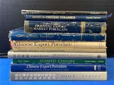 Ten Volumes on Chinese Porcelain