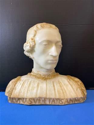 Marble Bust of Rinaldo Della Luna