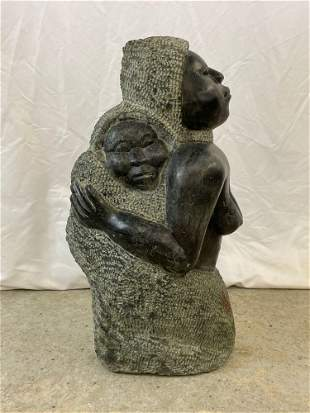 Lawrence Takawira. Shona Carved Sculpture