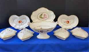 12-pc. Chamberlains Worcester Porcelain Service