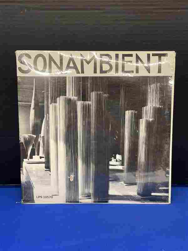 Harry Bertoia Sonambient Vinyl Record