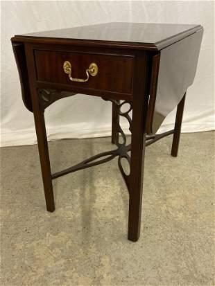 Council Mahogany Pembroke Table