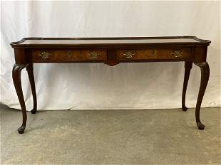 Hekman Queen Anne-style Sofa Table