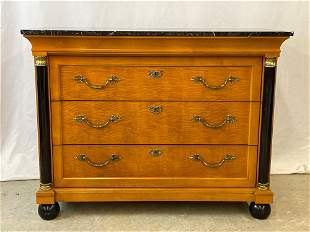 Thomasville French Empire Three-drawer Chest