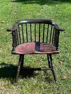 Philadelphia Low Back Windsor Armchair