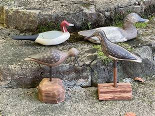 Grouping of Four Decoys
