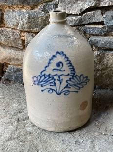 John Burger Two-gallon Stoneware Jug