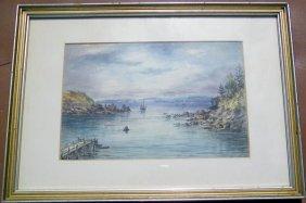 James Riddel, Watercolor,
