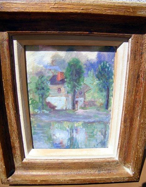 41: Rietz, Watercolor.