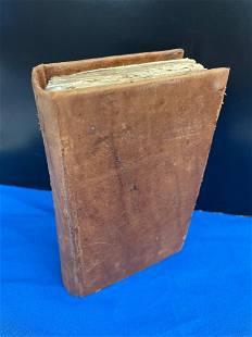 1662 Hebrew Bible